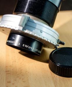 LF DO industies CRT lens