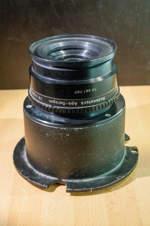 Rodenstock Apo gerogon 240mm F9