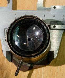 Brass Lens 8x10
