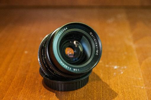 Rolleinar MC 35mm F2.8