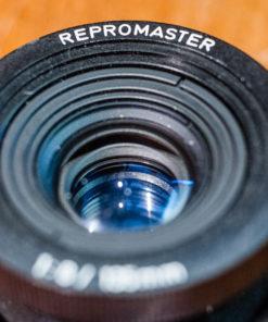 afga repromaster 135mm F8