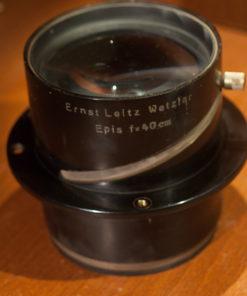 Ernst Leitz Wetzlar Epis 40cm