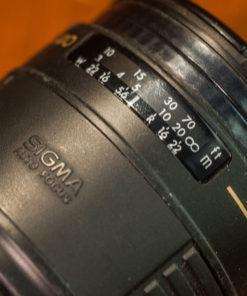 Sigma 70-210 F4.5-5.6 APO Minolta/Sony-A