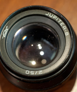 Lomo Jupiter 8 50mm F2 (m39)