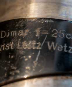 Ernst Leitz Wetzlar ,'Dimar' 25cm, projectionlens