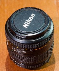 Nikkor AF-d 35-80mm F4-5.6