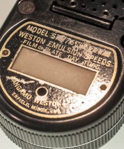 Weston Master Universal exposure meter