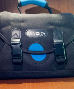 Minolta Camera Bag Maxxum - Dynax