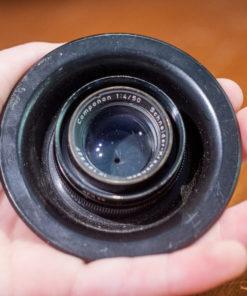 Schneider-Kreuznach Componon 50mm F4.0