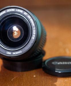 Canon 28-80mm F3.5-5.6 EF(full frame)