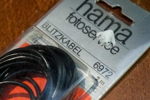 Hama Blitzkabel/Flashcable X #6972
