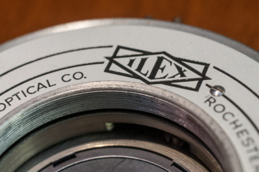 Ilex No. #3x Universal large format shutter