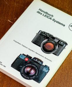 Handbuch des LEICA systems, (1980)