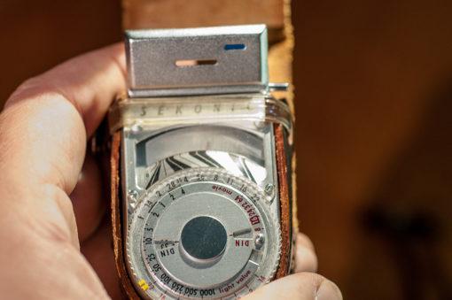 sekonic exposuremeters