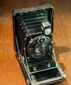 Kammerawerken etui 6,5x9cm - 1921