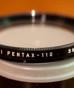 Pentax 110 37.5mm Skylight filter