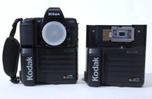 KODAK PROFESSIONAL DCS 200 (1992)
