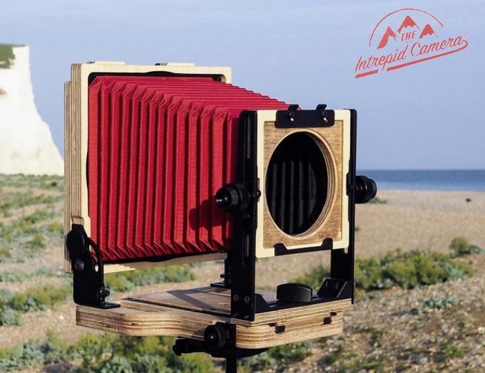 Intrepid 4x5 Enlarger - print & scan 35mm, 120 & 4x5 film | Vintagelens