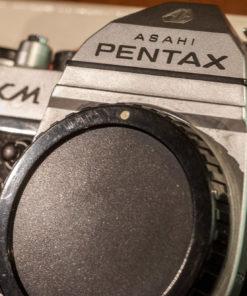 Asahi Pentax KM body