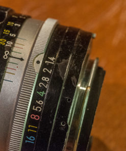 Nikon Nikkormat FT3 + Nikkor-s 50mm F1.4(AI adapted)
