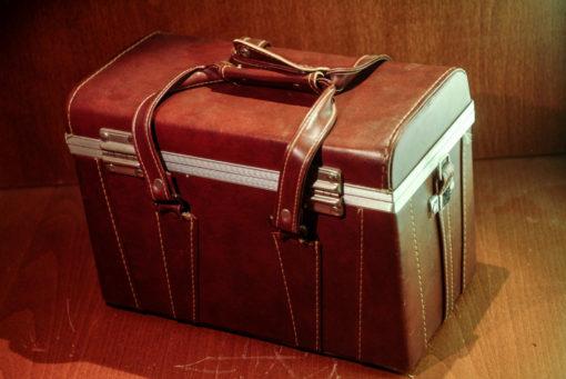 Vintage 70's Camera Case