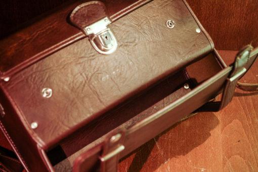 Vintage 70's Marsand industries INC Camera case
