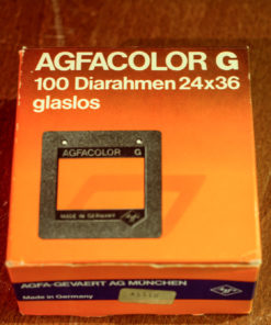Agfa / Reflecta CS glassless slidemounts (115+)