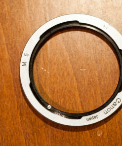 Canon FD extention ring M5
