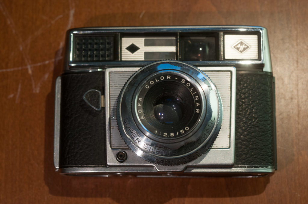 Agfa Super Silette Automatic with Color-Solinar 1:2.8/50mm