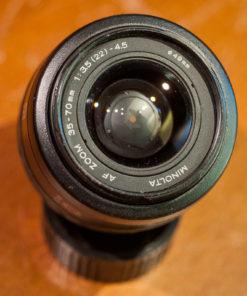 Minolta-AF 35-70mm F3.5-4.5
