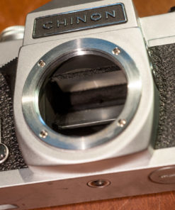 Chinon CS camera Body M42
