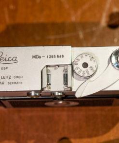 Leitz Leica MDa + visoflex