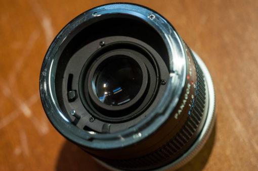 Panagor Auto Macro converter Canon-FD mount