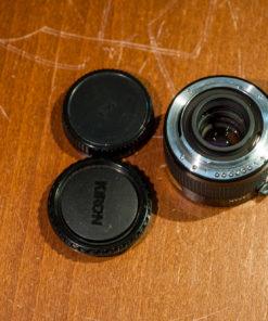 Kiron 2x teleconverter (PK mount)