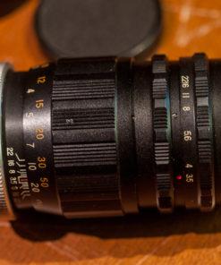 Sun 135mm F3.5(M42)