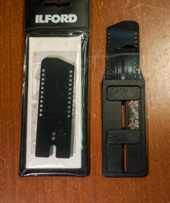 Ilford Filmpicker for extracting 35mm film from canister