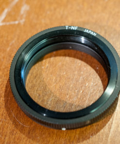 T2 adapter for Nikon F Mount