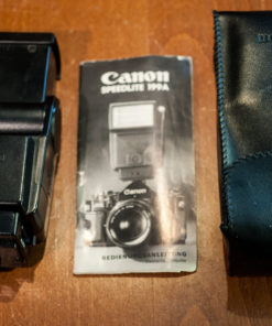 Canon Speedlite 199A (for Canon FD cameras)