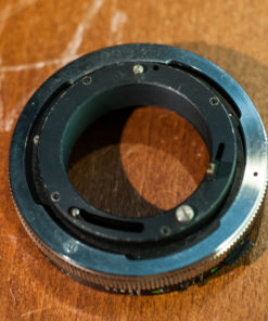 Canon FL/FD to T2 Adapter