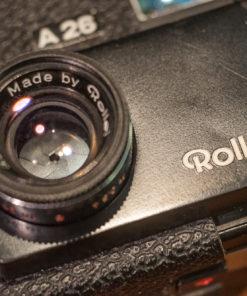 Rollei A26 + C26 (126 film)