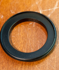 Reversal ring canon EOS body 67mm diameter