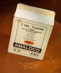 Amaloco T100 toner kit