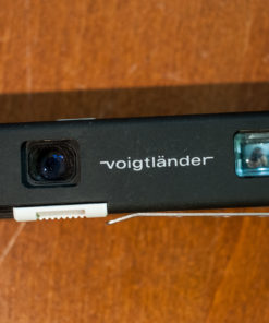 Voigtlander Vitoret 110 + Voigtlander VC21B