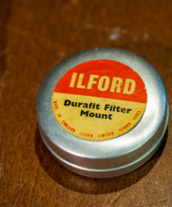forties and fifties filter boxes with filters