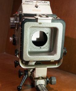 Arca Swiss Reflex SLR camera (monorail), size 6,5 x 9 cm