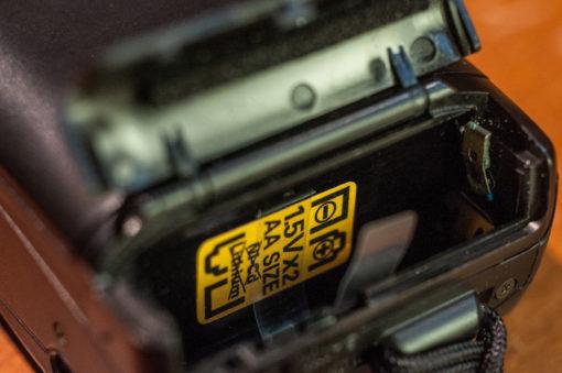 Yashica Minitec AF (tessar type lens)