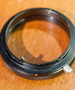 Olympus OM reversal Ring adapter 49mm
