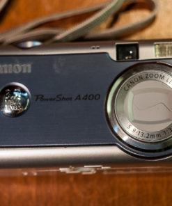 Canon A400