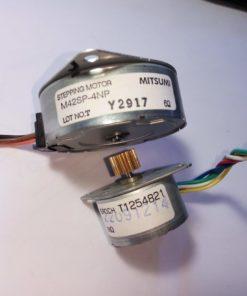 Stepping motors from Minolta Dimage filmscanner
