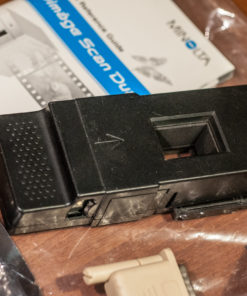 APS filmscanner Minolta F2400 Dimage Scan dual